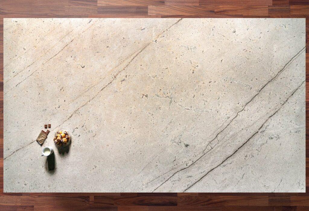 Ivory Spice Granite Slab